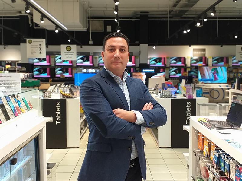Antonio Iglesias Carrefour talento