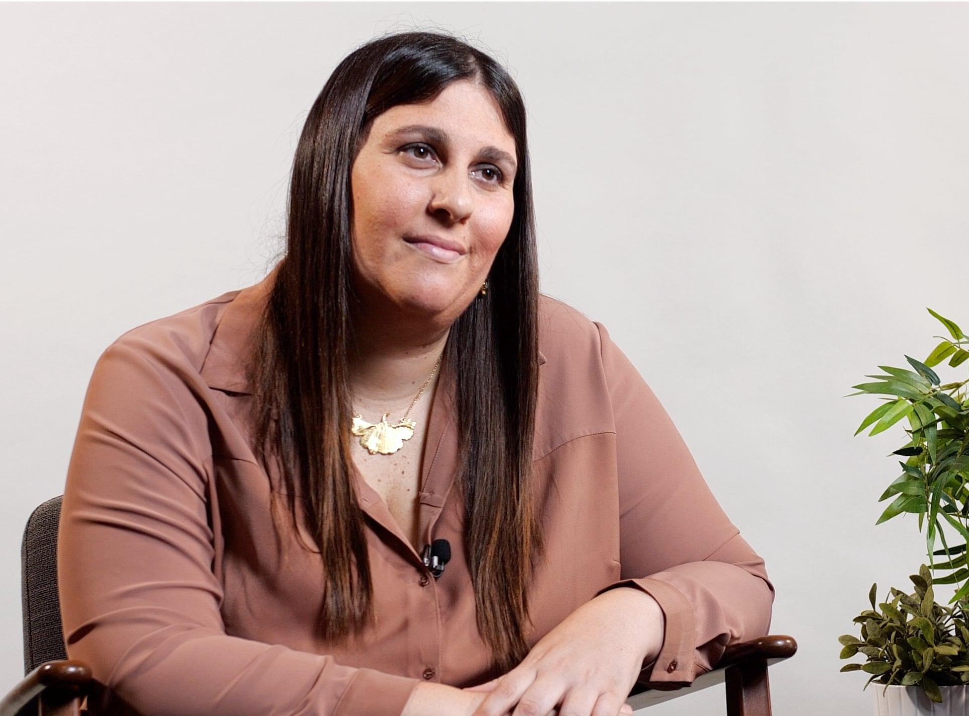 Patricia de Blas- Demostrar talento siendo uno mismo